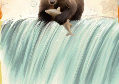 Burden The Bear
